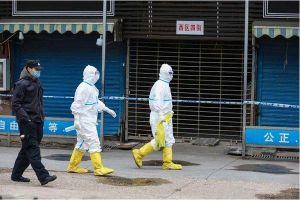 Thành phố cạnh 'tâm dịch' Vũ Hán phát hiện 13.000 người có triệu chứng sốt