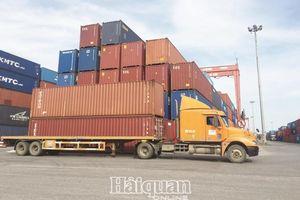 Gắn seal định vị điện tử giám sát vận chuyển container: Ngăn chặn hành vi gian lận