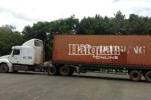 Tăng kiểm tra, kiểm soát, giám sát hàng hóa vận chuyển chịu sự giám sát