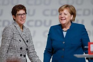 Các ứng cử viên tiềm tàng kế nhiệm Thủ tướng Đức Merkel