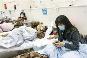 Trung Quốc ghi nhận 94 ca tử vong do COVID-19 và 1.638 ca nhiễm mới