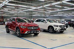 Mercedes-Benz GLC 200 và GLC 200 4Matic 2020 ra mắt thị trường Việt, giá từ 1,749 tỷ đồng