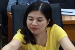 Một nữ phó chủ tịch huyện ở Lạng Sơn bị bắt giam