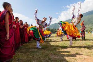 Bhutan: Đón năm mới ở tu viện Paro Taktsang