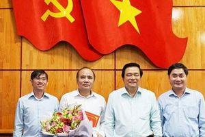 Nhân sự mới tại hai tỉnh Long An, Hòa Bình