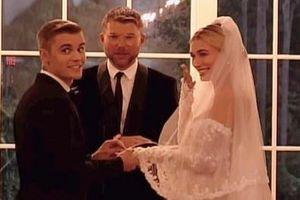 Tiết lộ sự cố trong lễ cưới của Justin Bieber