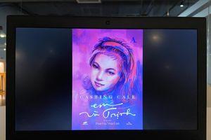 'Em và Trịnh' công bố 5 nàng thơ qua poster casting