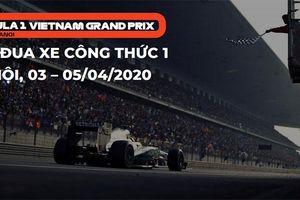 F1 Vietnam Grand Prix tin tưởng tình hình kiểm soát Covid-19 tại Hà Nội