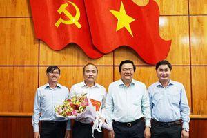 Nhân sự mới tại An Giang, Long An, Hòa Bình