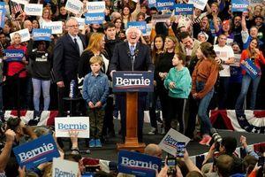 Ứng viên Tổng thống Mỹ Bernie Sanders thắng lớn tại New Hampshire