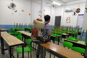 Nhiều địa phương dự kiến đón học sinh trở lại trường từ 17/2
