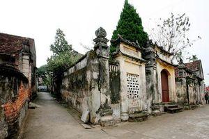 Khôi phục ngôi làng của những thợ may 'đệ nhất Hà thành'