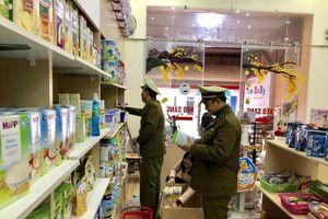 Lạng Sơn: Thực phẩm các loại dành cho trẻ em nhập lậu bán công khai