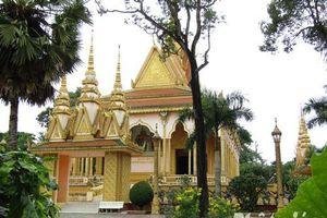 Độc đáo chùa Cò ở Trà Vinh