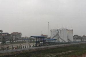 Hưng Yên: Đề nghị tháo dỡ công trình xăng dầu vi phạm Luật Đê điều