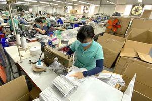 Nhiều doanh nghiệp tham gia sản xuất, cung ứng khẩu trang y tế