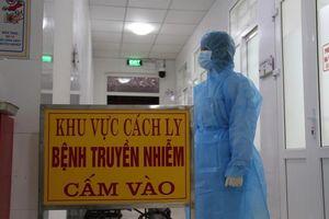 Bệnh nhi 3 tháng tuổi mắc Covid-19 được chuyển xuống BV Nhi trung ương