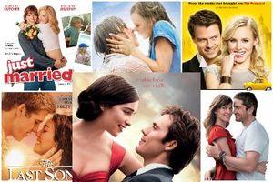 Những tựa phim tình cảm lãng mạn nào nhất định phải xem mùa lễ tình nhân Valentine?