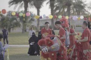 Sắc màu Việt Nam tại Ả rập Xê út
