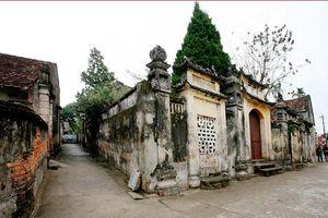 Toàn cảnh 'làng biệt thự' 500 năm tuổi của Hà Nội