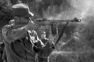 Súng tiểu liên 78 tuổi Liên Xô xả liên tục 900 phát đạn mà không hỏng hóc