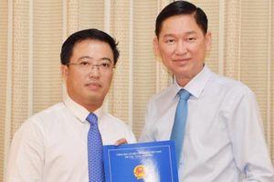 Sở Công Thương TP.HCM có Phó giám đốc mới