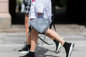 Giày Balenciaga và các đôi slip-on giúp người mặc dễ phối đồ
