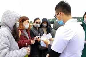 270 lao động Trung Quốc đang được cách ly tại Hà Nội