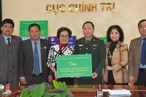 Hiệp hội doanh nhân Cựu chiến binh Việt Nam hỗ trợ phòng chống Covid-19