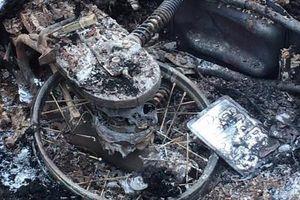 Phát hiện thi thể chết cháy trong rừng, nghi liên quan đến đối tượng sát hại cháu bé 10 tuổi