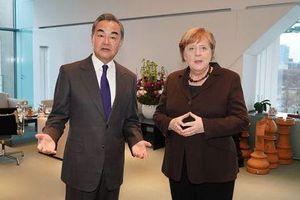 Thủ tướng Merkel: Đức tin tưởng Trung Quốc nhất định chiến thắng dịch Covid-19