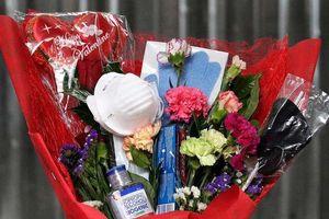 Hoa Valentine mùa dịch Covid-19