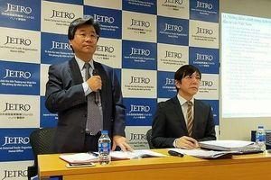 JETRO: Doanh nghiệp Nhật Bản đến Việt Nam để 'trốn rủi ro'