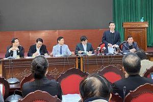 Chủ tịch Hà Nội chỉ đạo thanh tra làm rõ việc cưỡng chế công viên nước Thanh Hà