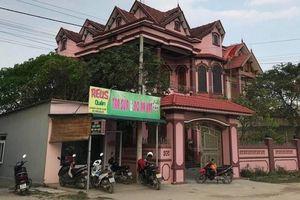 Quảng Bình: Cường 'Huê' bị bắt cùng đồng bọn tại nhà riêng