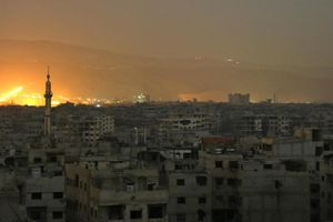 Israel tấn công tên lửa nhằm vào Syria, nhiều binh sỹ thiệt mạng