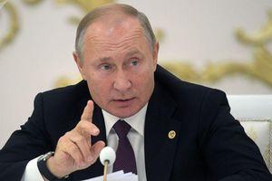 Tổng thống Putin tin tưởng vào tiềm lực quốc phòng của Nga