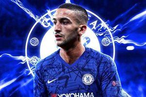 Tiền vệ Hakim Ziyech lọt top 10 hợp đồng đắt nhất lịch sử Chelsea