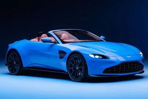 Siêu xe mui trần Aston Martin Vantage Roadster: Công suất 510 mã lực, giá gần 4 tỷ đồng