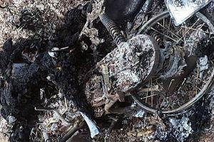 Kẻ sát hại cháu bé 10 tuổi nghi tự thiêu trong rừng ở Bình Thuận