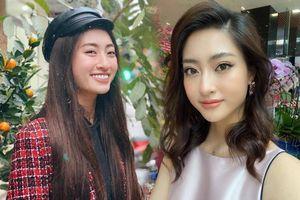 Hoa hậu Lương Thùy Linh đột ngột cắt tóc đúng Valentine khiến ai cũng xuýt xoa trầm trồ