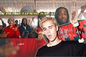 Tuyệt vọng trước thành tích cực đoan của Intentions, Justin Bieber tiếp tục cho ra mắt MV phiên bản thứ 3 cùng tên