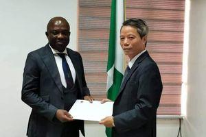 Việt Nam-Nigeria khẳng định mối quan hệ truyền thống và phát huy tiềm năng hợp tác nhiều mặt