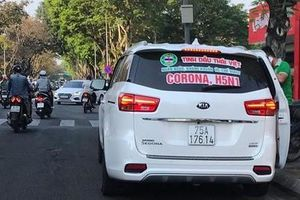 Phạt người 'nổ' tinh dầu của công ty mình trị được virus corona