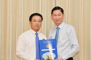 Bổ nhiệm ông Lê Huỳnh Minh Tú giữ chức vụ Phó Giám đốc Sở Công Thương TP.HCM