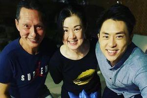 Tài tử TVB hé lộ cảnh sống của cha mẹ trên du thuyền Diamond Princess