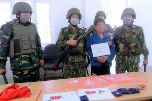 Bắt quả tang ba tội phạm ma túy ở huyện vùng cao biên giới Thanh Hóa