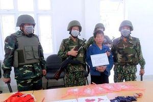 BĐBP Thanh Hóa liên tiếp phá 3 vụ án ma túy trên biên giới
