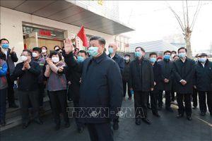 Chủ tịch Trung Quốc chỉ đạo tăng cường nỗ lực chống dịch trong mọi lĩnh vực