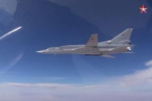 Máy bay ném bom chiến lược Nga tham gia tấn công Idlib